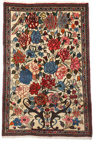 Bakhtiar Collectible Tapis 100X154 D'orient Fait Main Marron Foncé/Beige (Laine, Perse/Iran)