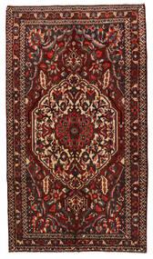 Bakhtiar Tapis 167X294 D'orient Fait Main Tapis Couloir Rouge Foncé/Marron Foncé (Laine, Perse/Iran)