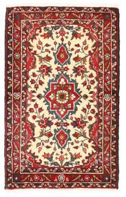 Lillian Tapis 48X78 D'orient Fait Main Rouge Foncé/Gris Foncé (Laine, Perse/Iran)