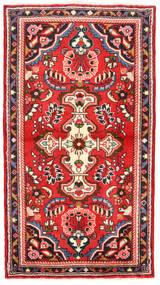 Rudbar Tapis 76X139 D'orient Fait Main Rouge/Marron Foncé (Laine, Perse/Iran)