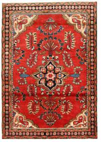 Lillian Tapis 112X159 D'orient Fait Main Rouge/Rouille/Rouge (Laine, Perse/Iran)