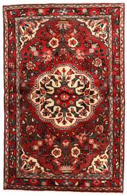 Mehraban Tapis 100X168 D'orient Fait Main Rouge Foncé/Marron Foncé (Laine, Perse/Iran)