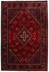 Meimeh Tapis 218X329 D'orient Fait Main Rouge Foncé (Laine, Perse/Iran)