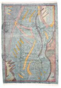 Himalaya Tapis 246X344 Moderne Fait Main Gris Clair/Beige (Laine, Inde)