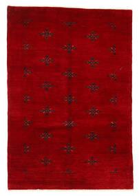 Huttan Tapis 125X183 D'orient Fait Main Rouge Foncé (Laine, Pakistan)
