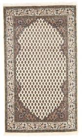 Mir Indo Tapis 95X163 D'orient Fait Main Gris Clair/Beige (Laine, Inde)