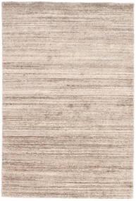Mazic - Sand Tapis 140X200 Moderne Gris Clair/Blanc/Crème (Laine, Inde)