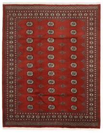 Pakistan Boukhara 2Ply Tapis 199X248 D'orient Fait Main Rouille/Rouge/Marron Foncé/Rouge Foncé (Laine, Pakistan)