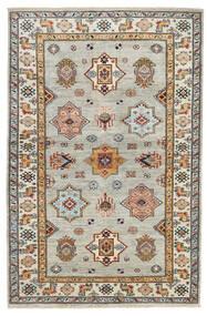Kazak Ariana Tapis 122X182 Moderne Fait Main Gris Clair/Marron (Laine, Afghanistan)