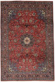 Mahal Tapis 215X315 D'orient Fait Main Noir/Marron Foncé (Laine, Perse/Iran)