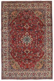 Mahal Tapis 207X319 D'orient Fait Main Marron Foncé/Noir (Laine, Perse/Iran)