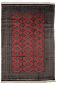 Pakistan Boukhara 3Ply Tapis 184X261 D'orient Fait Main Noir/Marron Foncé (Laine, Pakistan)