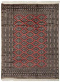 Pakistan Boukhara 2Ply Tapis 184X237 D'orient Fait Main Noir/Marron Foncé (Laine, Pakistan)