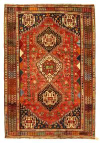 Ghashghaï Tapis 182X270 D'orient Fait Main (Laine, Perse/Iran)