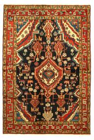 Hamadan Tapis 138X203 D'orient Fait Main (Laine, Perse/Iran)