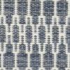Kilim Long Stitch - Bleu